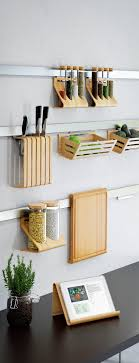 kitchen accessory ideas 35 practical storage ideas for a small kitchen organization wall