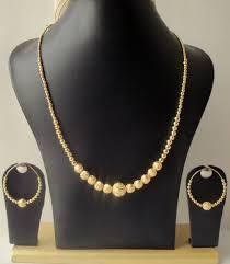 fashion design necklace images Buy gorgeous gold tone unique design golden balls trendy fashion jpg
