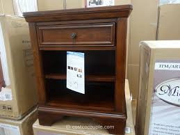 Costco Bedroom Collection by Universal Furniture Midland Park Nightstand