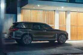 coming to a posh run near you new bmw x7 concept is here