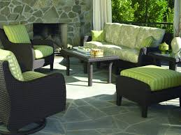 Patio Chairs With Cushions Lawn Chair Cushions Seat Patio Cushions Wicker Replacement