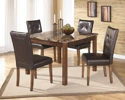 ashley kitchen table set ashley d158 225 theo square dining table set seaboard bedding