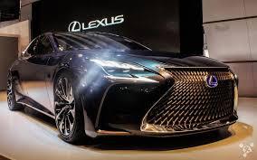 future lexus cars even holographic projection has lexus future concept cars