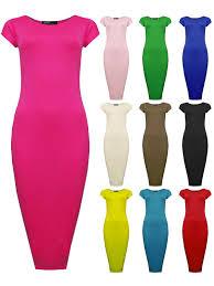 girls midi dress kids bodycon dresses brand new age 7 8 9 10 11 12