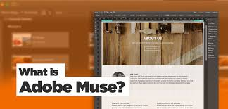 How To Build A Resume Website The Muse What Is Adobe Muse Website Builder Adobe Software Overview