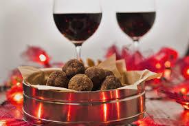 wine chocolate wine truffles hungry af tastemade