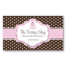 23 best pastry chef business cards images on bakery