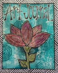 paperartsy gd ellen vargo 2 art journal cover