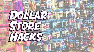 10 dollar store hacks shelly saves the day