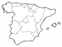 Spain Map World by Spain Maps