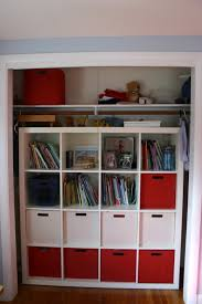 Open Shelving Unit by Fascinating Simplicity Clothes Closet Design With Open Shelving