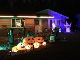halloween displays in central wisconsin you don u0027t want to miss