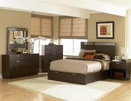 bedroom high gloss white bed surround condo toronto main image