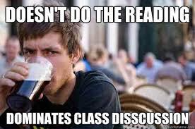 College Freshman Meme - lazy college senior meme weknowmemes