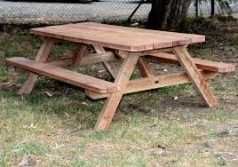 Impressive Octagon Wood Picnic Table Build Your Shed Octagonal by Amazing Solid Outdoor Wooden Picnic Tables Intended For Wooden