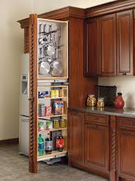 Roll Out Pantry Shelves by Rev A Shelf Filler Pullout Organizer With Wood Adjustable