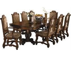 neo renaissance elegant 7pc dining room set