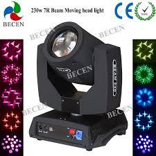 8pcs lot 230w 7r sharpy moving light beam moving lights spot