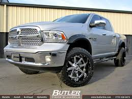 dodge ram take wheels dodge ram with 22in fuel maverick wheels exclusively from butler