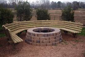 Firepit Plans Pit Bench Plans Pit And Benches Design And Ideas