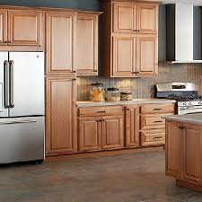 Design Of Kitchen Cupboard Kitchen Cabinets Color Gallery At The Home Depot