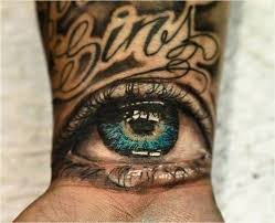 collection of 25 eye on arm