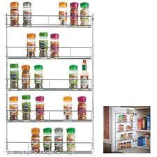 Spice Rack Mccormick Mccormick Gourmet Collection Essentials 2 Tier Chrome Spice Rack