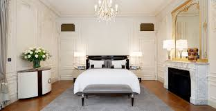 the theme suites at the peninsula paris hotel showcase their