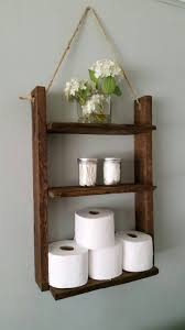 Bathroom Ladder Shelf by Rustic Ladder Shelf Rustic Wood And Ladder