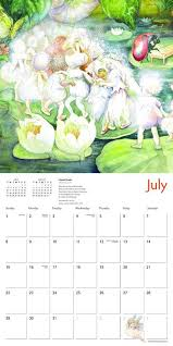 Kalendar 2018 Nederland Tree Fairies Waldfeen Kalender 2018 Kalenderwereld Nl