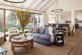 a rustic chic family home made for indoor outdoor living in menlo