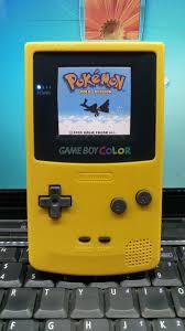 Bennvenn S Gameboy Color Ags 101 Backlit Lcd Conversion Ribbon Gameboy Color