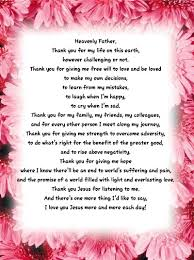 100 days in awe of god day 17 thank you god poem i the