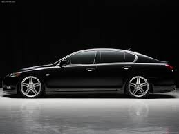 black lexus 2006 wald lexus gs 2006 picture 7 of 18