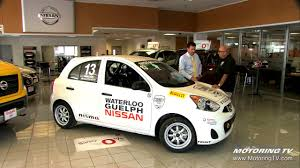 nissan micra nearly new can the nissan micra cup sell cars youtube