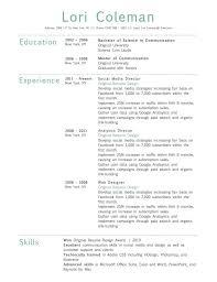 Social Media Resume Template Job Winning Resume Templates For Microsoft Word U0026 Apple Pages