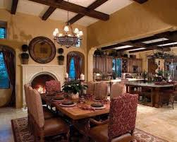 Tuscan Dining Room Ideas by Inviting Tuscan Style Dining Room Dining Room Inspiration 967