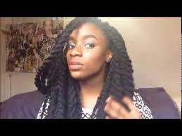 what products is best for kinky twist hairstyles on natural hair how to jumbo kinky twists youtube