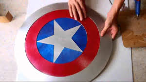 captain america spirit halloween 44 captain america u0027s shield diy 2 2 glue u0027cardboard u0027 pdf