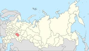 map of kazan map of kazan russia