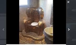 golden toilet fake ukraine president viktor yanukovych doesnt