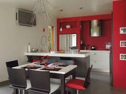 salon cuisine deco salon ouvert sur cuisine idées décoration intérieure