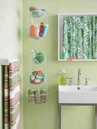 hanging small bathroom storage ideas u2013 home improvement 2017