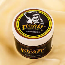 Pomade Wax hair pomade strong style restoring pomade hair wax skeleton