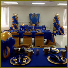 excellent royal prince baby shower decorations photo