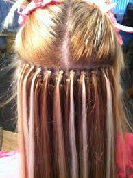 microbead extensions 13 best hair extensions images on hair looks