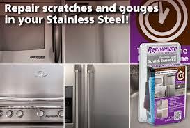 Rejuvenate Cooktop Cleaner Rejuvenate Stainless Steel Scratch Eraser Kit