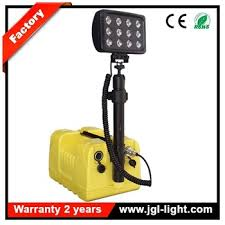 explosion proof led work light high flux led 36w rechargeable led work light rals9936 super bright