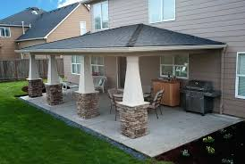 Backyard Covered Patio Ideas Backyard Covered Patio Ideas Metal Patio Covers Archives Best