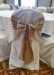 chair sash ties cappuccino chagne satin sashes ties on white chair covers